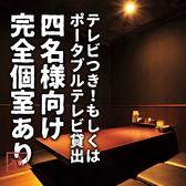 山の猿 函館昭和店の雰囲気2