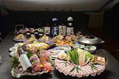 うんめぇ日本海 鯛家のコース写真