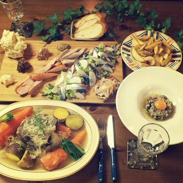 トレジャーリバーブックカフェ TREASURE RIVER book cafeのおすすめ料理1
