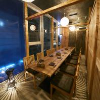 ◆大人のPRIVATE個室空間◆【博多 居酒屋 個室】