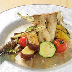 彩り焼き野菜