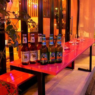 タイ料理 渋谷 ガパオ食堂の雰囲気1