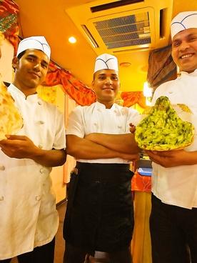パリワール 本厚木店 インド料理の雰囲気1