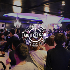 スイッチバー SWITCH BAR 東心斎橋店の写真