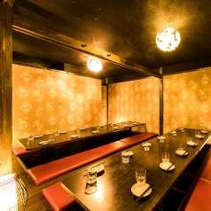 完全個室 炉端鉄板バル ヒマラヤ Himaraya 新橋店の特集写真