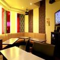 【カラオケビッグエコー 鶴ヶ峰】こちらのお部屋は大部屋となっております。二次会などでご利用ください!