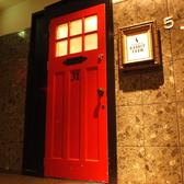 扉を開ければ、お洒落なデザイナーズ空間が広がっています。