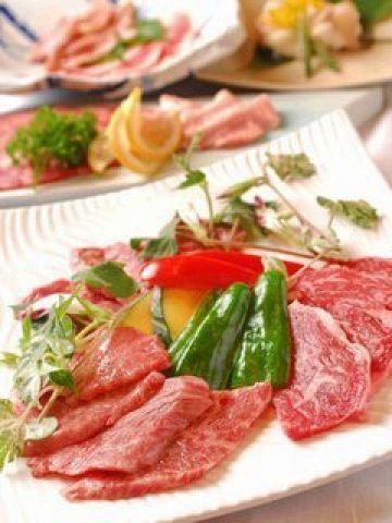 西区横川でオシャレに焼肉を楽しめるお店【百万石】