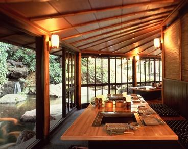 ホテルニューオータニ 清泉亭の雰囲気1
