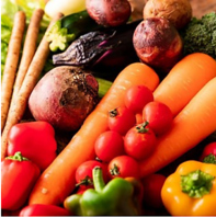 ■地元立川の農園より直送の旬野菜を使用♪