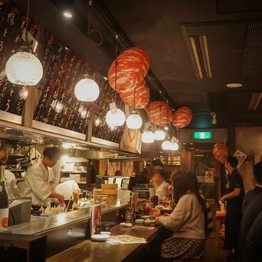 上野肉寿司の雰囲気1