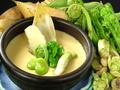 料理メニュー写真春野菜たっぷり茶わん蒸し