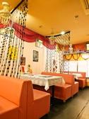 パリワール 本厚木店 インド料理の雰囲気3