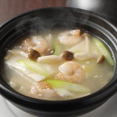 ズワイ蟹と豆腐の旨煮