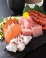 料理メニュー写真【鮮度と産地にこだわった海鮮】