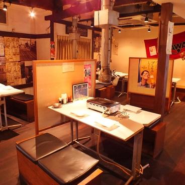焼肉屋 YAZAWAの雰囲気1