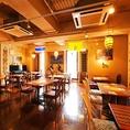 タイの雰囲気を愉しみながら本格タイ料理をお召し上がりください!いつもと違う雰囲気の中で、楽しい時間を過ごしませんか?