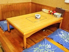 4名様用お座敷テーブル