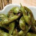 料理メニュー写真冷枝豆