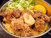 浅草 七五三 もんじゃのおすすめ料理2