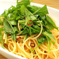 10種季節野菜のペペロンチーノ