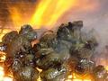 料理メニュー写真みやざき地頭鶏(じとっこ)炭火焼 【小】