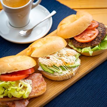 bagel&cafe LoL ベーグル&カフェ ロールのおすすめ料理1