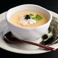 料理メニュー写真豆乳と湯葉の冷製茶碗蒸し