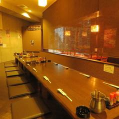 博多もつ鍋二十四 西中洲店の雰囲気1