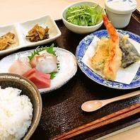 本格和食もランチなら900円~♪味噌汁・香の物付♪