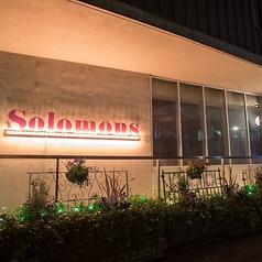 原宿 Solomons ソロモンズの外観1