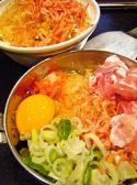 浅草 七五三 もんじゃのおすすめ料理3