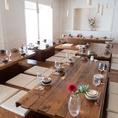 【3F】大人数での一体感溢れるご宴会にお勧めの完全個室。