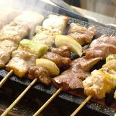 豚炭一丁の美味しい串焼きやおつまみが自宅でも食べられる♪お弁当と串焼きのテイクアウト販売を行っております。夕飯のおかずやお酒のお供にご利用ください!(※写真はイメージです)