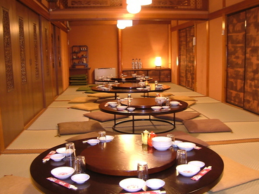 中華遊楽酒房 こまどり樓の雰囲気1