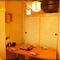 【全席完全個室】和の座敷個室です