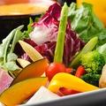 料理メニュー写真「ルコール」気まぐれサラダ