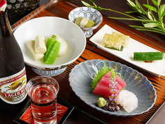 日本料理 辰巳 茅場町の写真