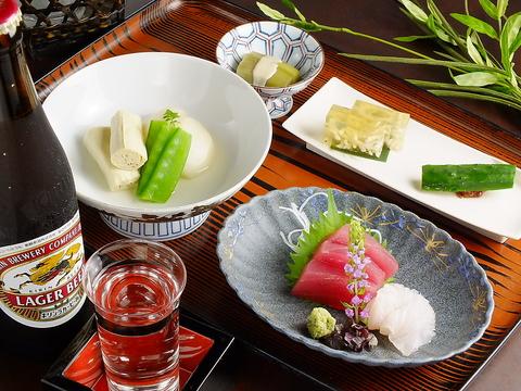 日本料理 辰巳