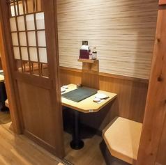 2名様用のお席もございます☆はなの舞 新鎌ヶ谷店