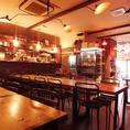 貸切、半貸切、立食などお気軽にご相談下さい。おしゃれなこだわり空間で料理もより一層美味しく!!