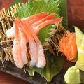 料理メニュー写真甘海老の刺身