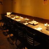 4名様~12名様【テーブル】オープンフロアのテーブルを繋げてご用意いたします!皆でわいわい賑やかに楽しめます♪