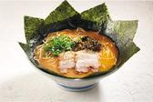 由丸 茅場町店 博多らーめんのおすすめ料理3