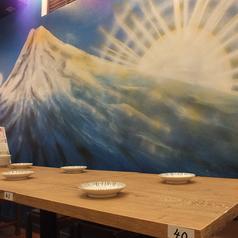 富士山を見ながらちょいと一杯♪