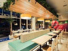 THE CALIF KITCHEN ザ カリフ キッチン 福岡小倉店の雰囲気2
