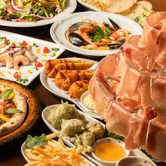フーディングバー アリア Fooding bar ariaのコース写真