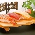 料理メニュー写真【スタンダードコース/スペシャルコースの方限定】 にぎり寿司