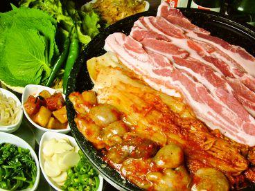 韓国亭 豚や 本店のおすすめ料理1