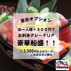 さかなや道場 名鉄岐阜駅前店のコース写真